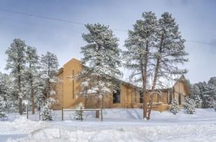 Bergen Church Exterior