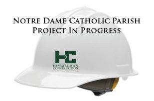 Hat Notre Dame